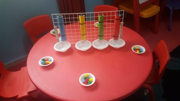 Fun matching colours