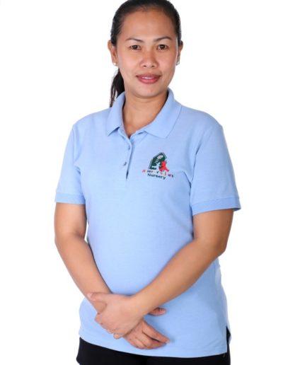 Erma Bontuyan - Teacher