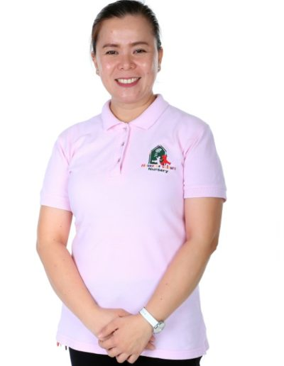 Jasmin Baliwas- Floor Supervisor