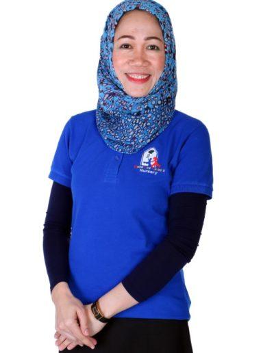 Fatima Mudrikal - Teacher