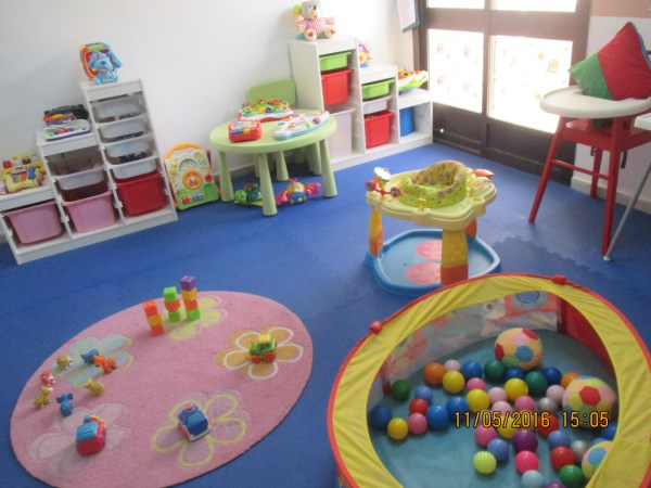 Toys and equipment for the age and stage of development