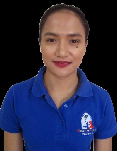 April Capuno - Teacher
