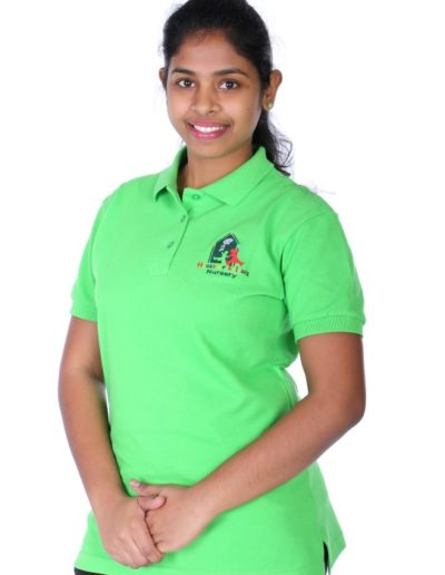 Anusha Peiris - Learning Support Assistant