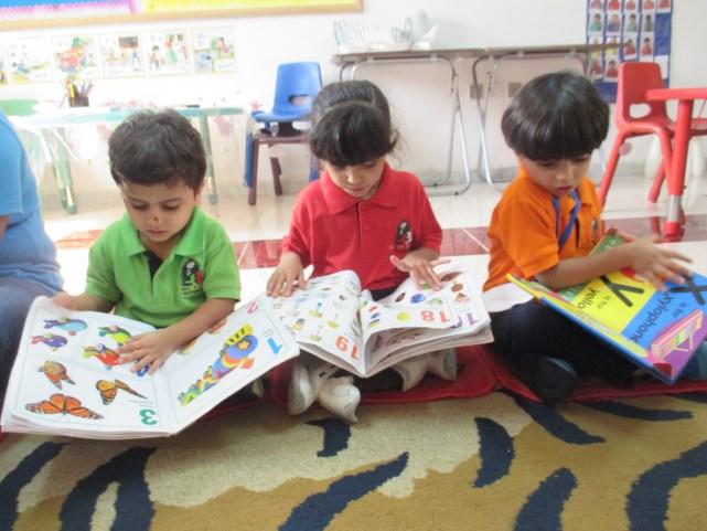 Hamdan Al Ghaiti, Mariam, Saeed