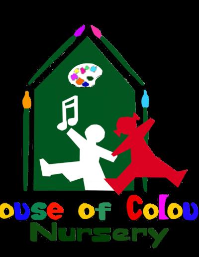 NEW Nursery logo