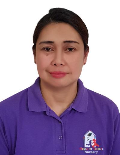 Imelda Dy - Floor Supervisor