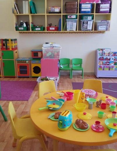 Rosebud playroom